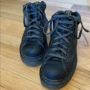 Doc Martens ankle lace up boot